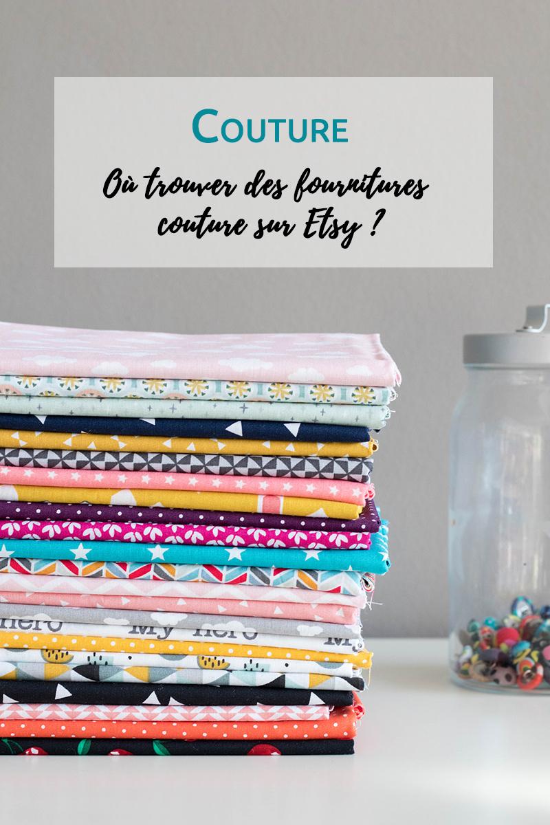 Où trouver des fournitures couture sur Etsy - Avrilsurunfil