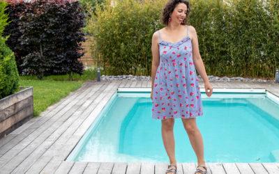 Couture : ma robe Ségur de cozy little world