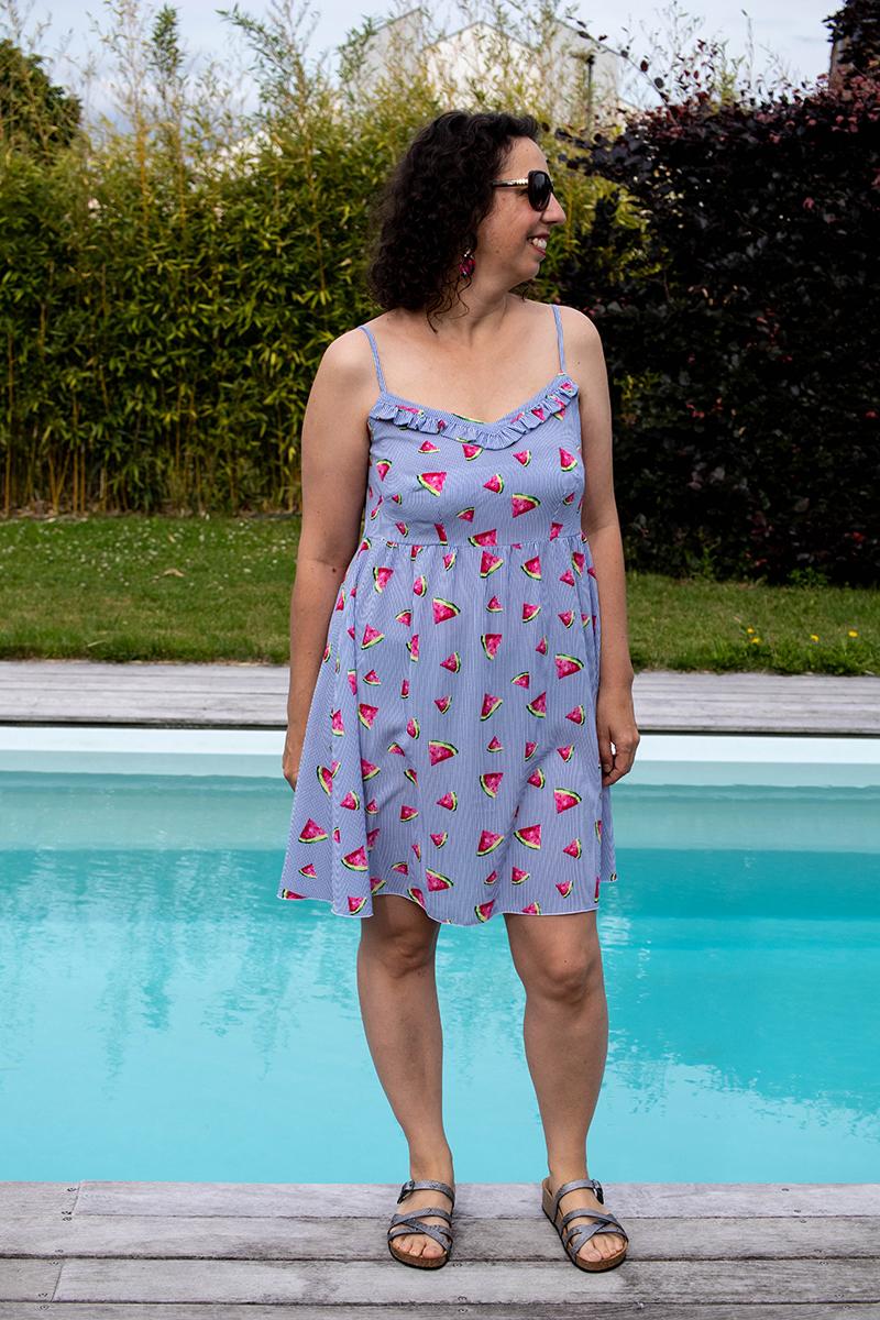 Couture : Le patron Ségur - Avril sur un fil