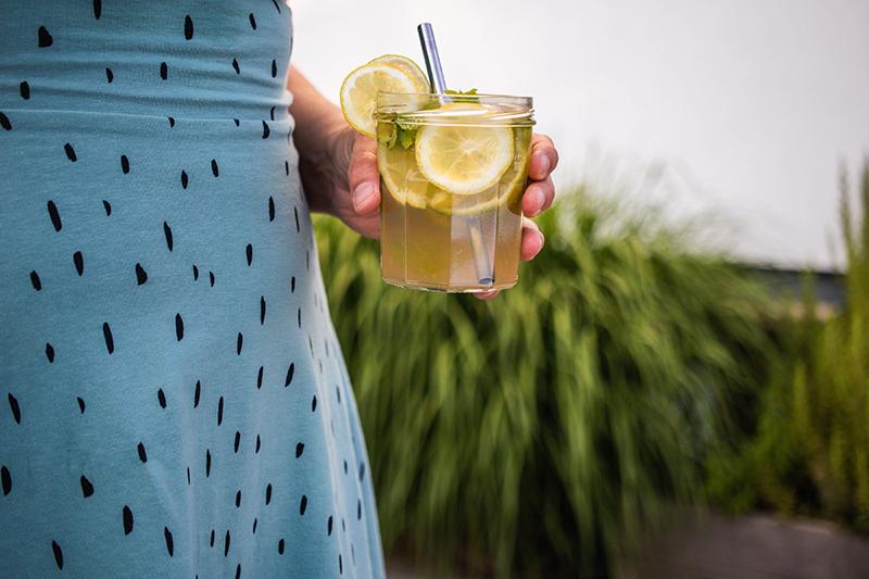 Cocktail sans alcool à déguster : le virgin mojito - Avril sur un fil