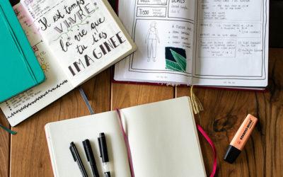 Bullet journal : 3 astuces créatives qui font toute la différence