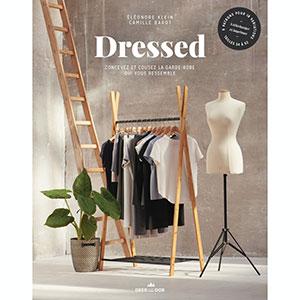 Livre de couture Dressed de Deer and Doe
